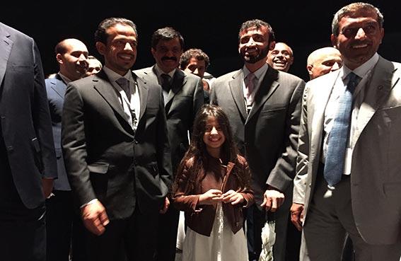 أحمد بن سعيد يفتتح جناح الامارات في معرض اكسبو ميلانو 2015