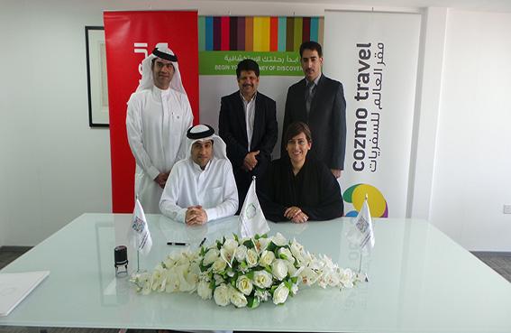 إدارة متاحف الشارقة تروج للسياحة الثقافية في سوق السفر العربي 2014