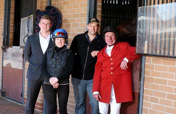إطلاق جوائز جودلفين للعاملين بإسطبلات ومزارع تربية الخيول في أستراليا