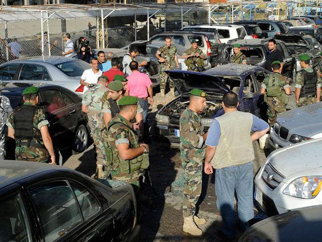مقتل ثلاثة جنود لبنانيين قرب حدود سوريا