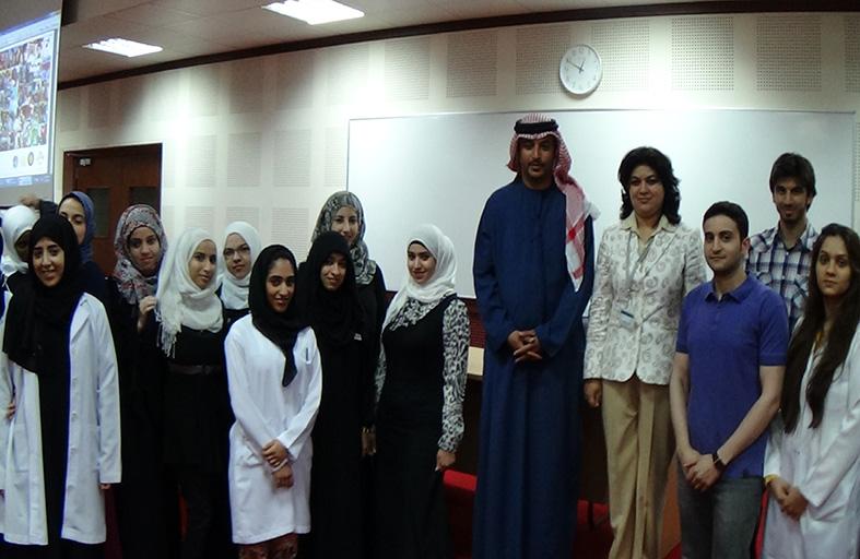 جامعة رأس الخيمة للطب والعلوم الصحية تستضيف ملتقى الامارات التطوعى