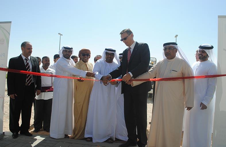افتتاح فرع لمجموعة الفطيم للسيارات بالمنطقة الغربية بالتعاون مع الاوقاف