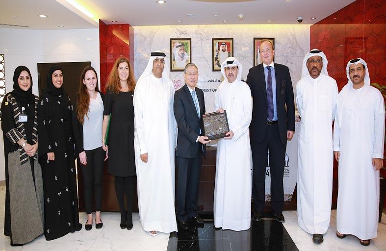 «اقتصادية دبي» و«سلطة تسوية المنازعات» يتعاونان لتسريع تحويل أسهم الشركات الخاصة بالميراث