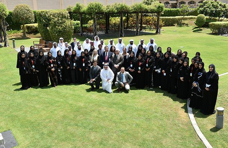 الإمارات الدبلوماسية تبدأ عامها الدراسي بلقاء تعريفي لطلبتها الجدد