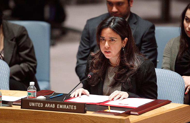 الإمارات تؤكد دعمها للمبادرات الرامية لإيجاد الحلول العملية الكفيلة بمنع العنف الجنسي في الصراعات