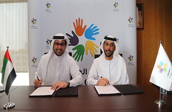 الإمارات للمزادات تتعاون مع دبي العطاء لمنح فرص التعليم السليم للأطفال في البلدان النامية