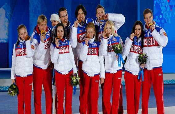 مطالب بإبعاد روسيا عن كل البطولات الرياضية