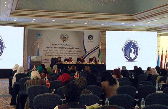 الاتحاد النسائي يشارك في أعمال الدورة السادسة للجنة المرأة في الإسكوا