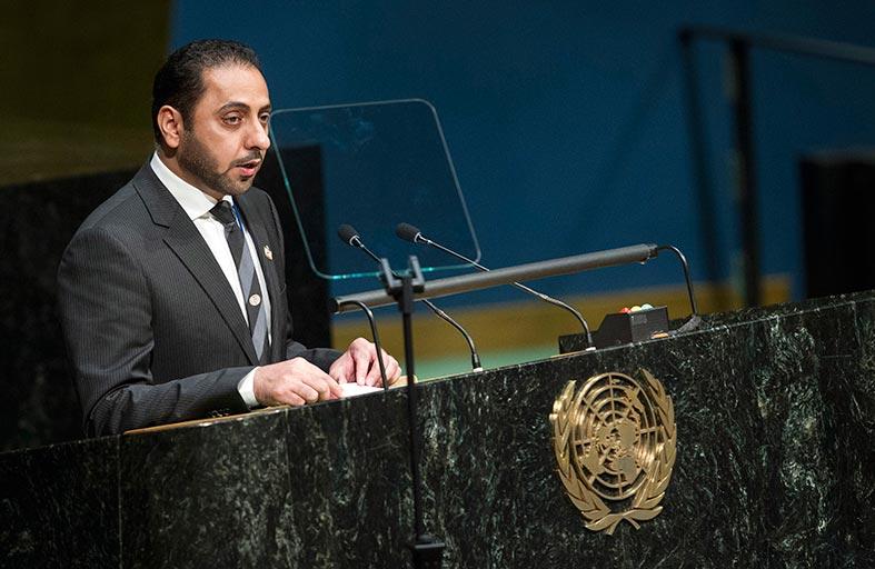 الامارات تؤكد في الأمم المتحدة نجاحها في خفض معدلات متعاطي المخدرات