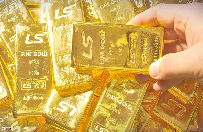 الذهب يتكبد أول خسارة أسبوعية في 7 أسابيع