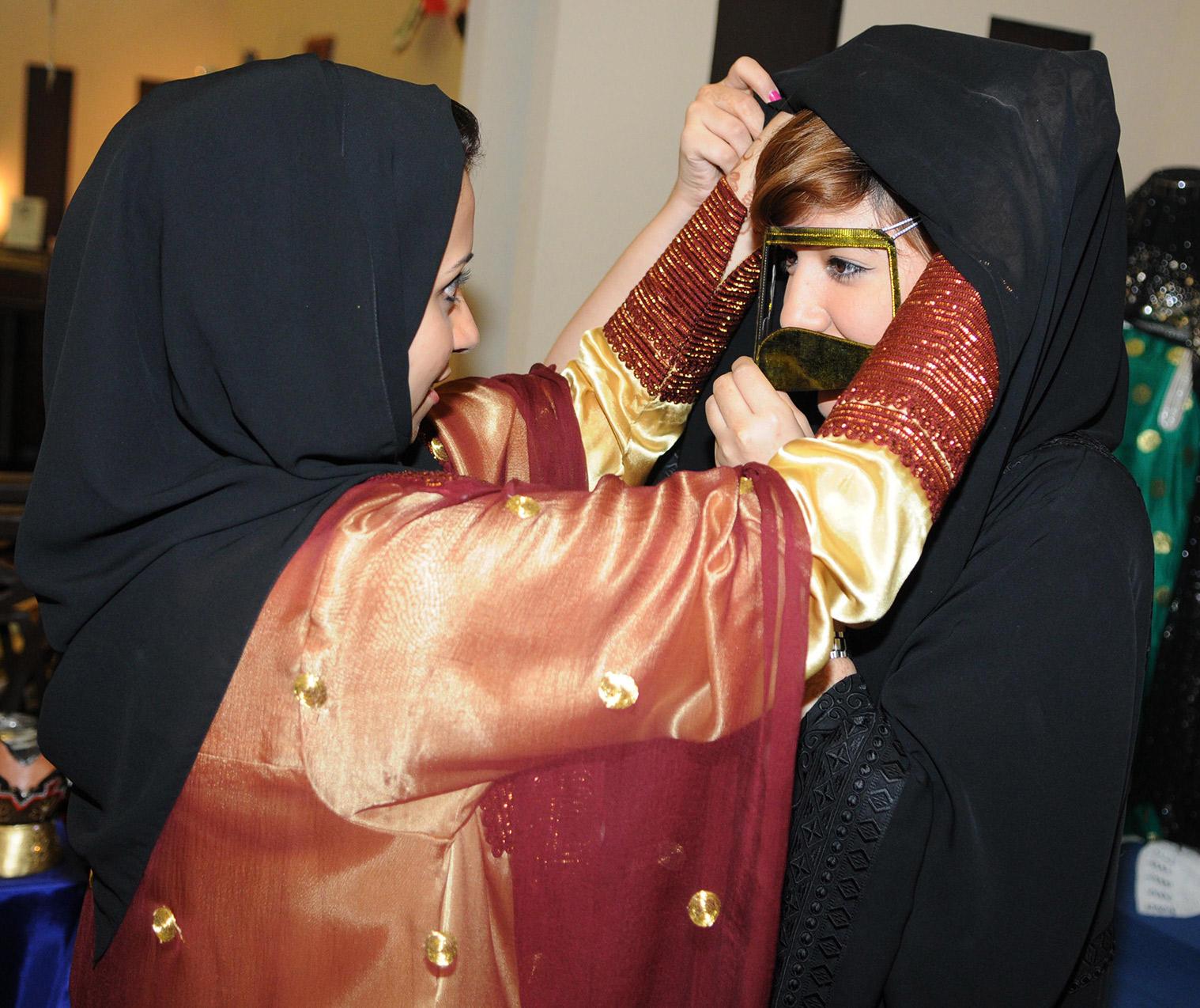 الزي الإماراتي والتراث
