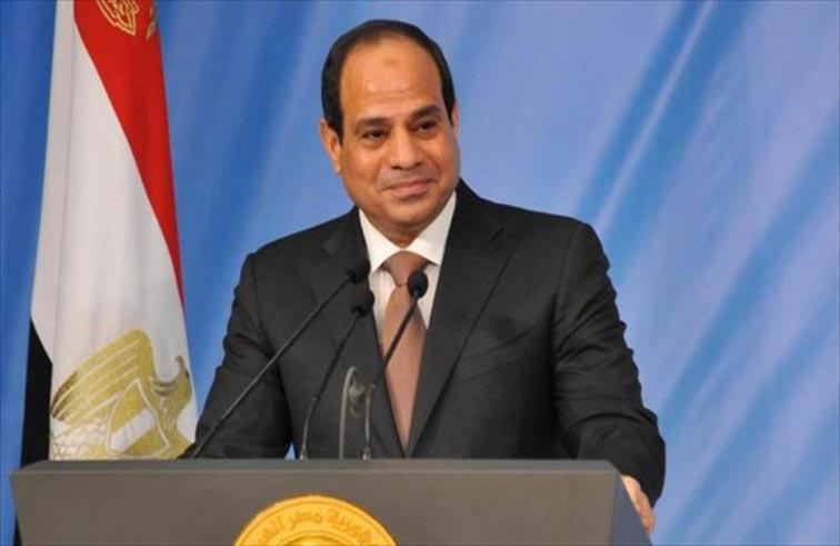 السيسى يؤكد وقوف مصر بجانب تونس