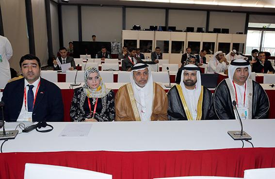 الشعبة البرلمانية الإماراتية تبحث تنسيق المواقف الخليجية والعربية والإسلامية خلال اجتماعات البرلمان الدولي بهانوي