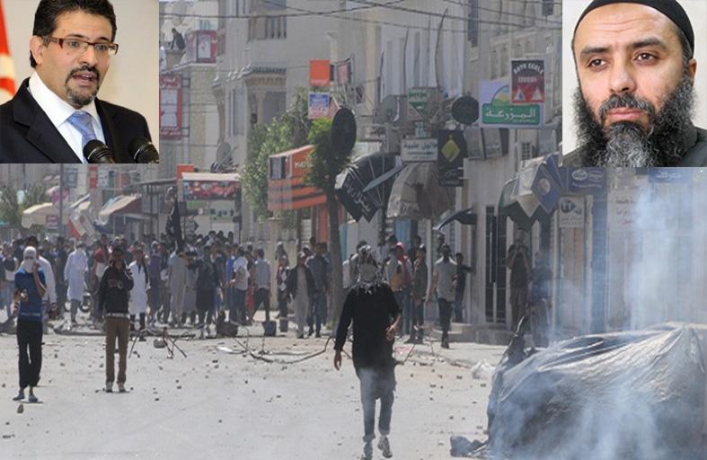 زعيم أنصار الشريعة يشكر الحكومة وتنظيم القاعدة لا يبخل بالنّصيحة..!
