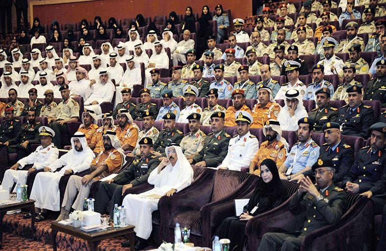 القوات المسلحة تنظم ندوة بعنوان قانون الخدمه الوطنية وتعزيز الهوية