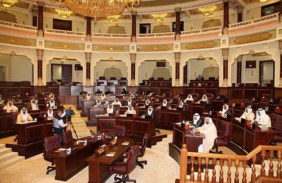 المجلس الاستشاري يختتم أعمال فصله التشريعي الثامن بدوريه الأول والثاني