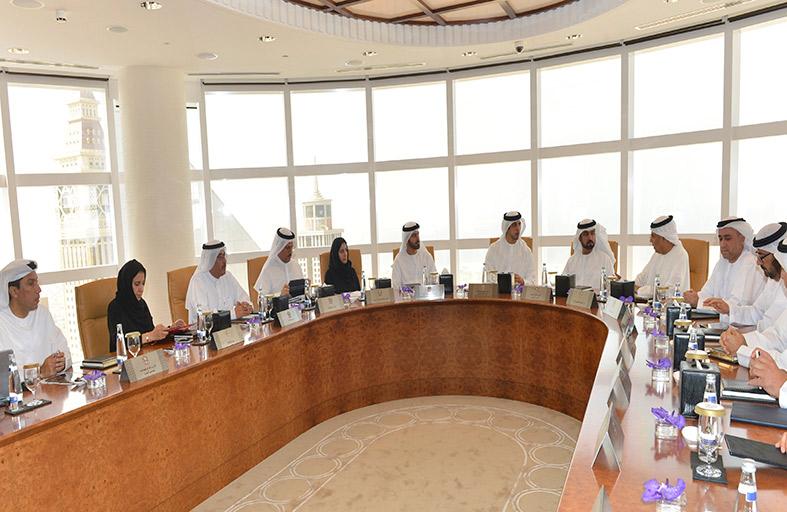 المجلس الوزاري للخدمات يناقش سياسة القطاع الصناعي في الدولة