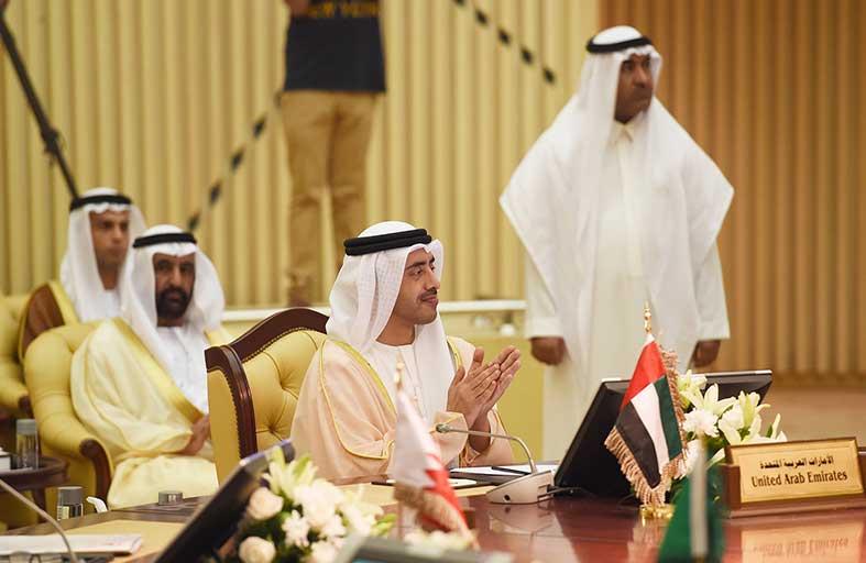 عبدالله بن زايد يرأس وفد الدولة إلى الاجتماع الوزاري  الـ 136 لدول مجلس التعاون الخليجي في الرياض