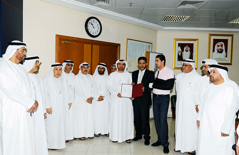 المجلس الوطني للإعلام يحصل على شهادة الآيزو 9001:2008
