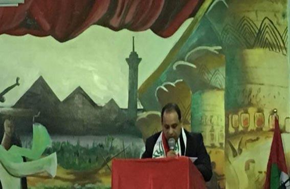 النادي المصري يحتفل باليوم الوطني للإمارات في إمارة عجمان