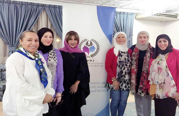 انتخاب الإماراتية منى سعيد المنصوري عضوة في الهيئة التأسيسية لمبادرة رائدات السلام