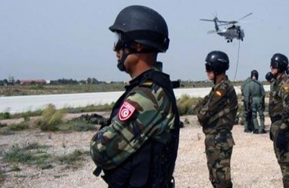 تعزيزات عسكرية على الشريط الحدودي مع ليبيا