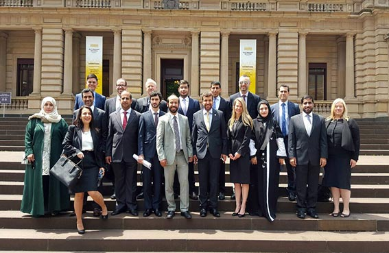 انعقاد الدورة الثانية للجنة القنصلية المشتركة بين الإمارات وأستراليا