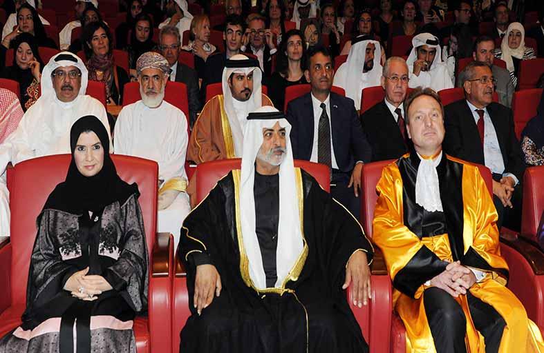 سوربون أبوظبي تحتفل بتخريج الدفعة الخامسة