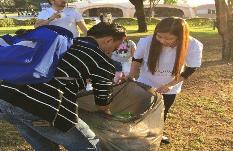 بلدية دبي تطلق حملة لاستبدال النفايات القابلة لإعادة التدوير بقسائم مشتريات وتذاكر لدخول المناطق الترفيهية