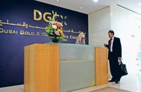 بورصة دبي للذهب والسلع تحتفل بعامها العاشر مع رقم قياسي في حجم تداولاتها
