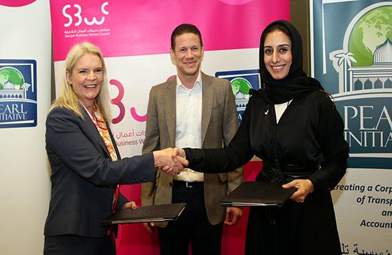مبادرة بيرل وسيدات أعمال الشارقة يتعاونان لتعزيز الدور القيادي للمرأة في منطقة الخليج