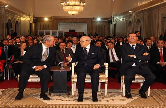 هبوط حاد في أسهم الرئاسات الثلاث في تونس..!