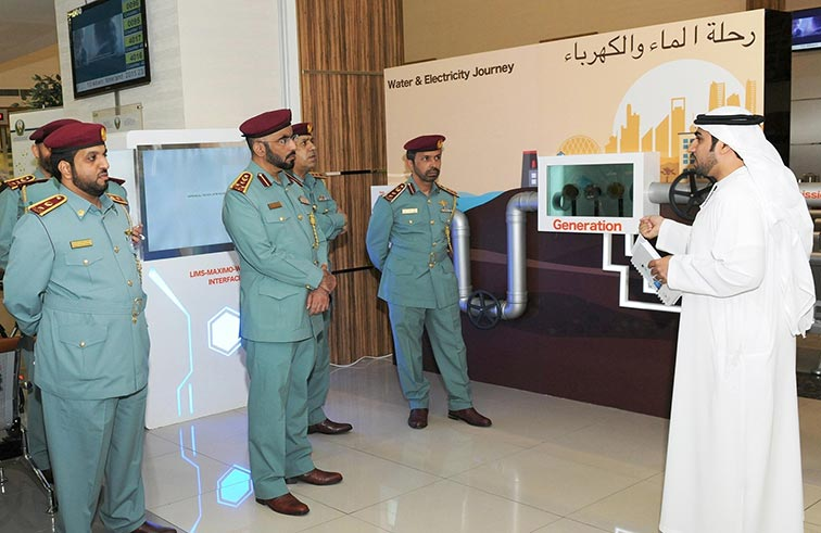 ترخيص أبوظبي تنشر ثقافة ترشيد الاستهلاك للماء والكهرباء لتعزيز استدامة البيئة