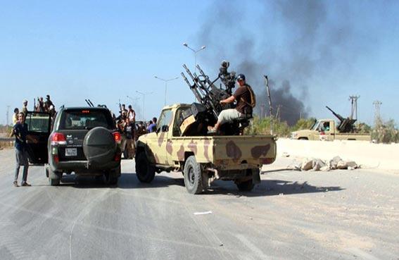 تزايد الدعم القبلي للجيش الليبي