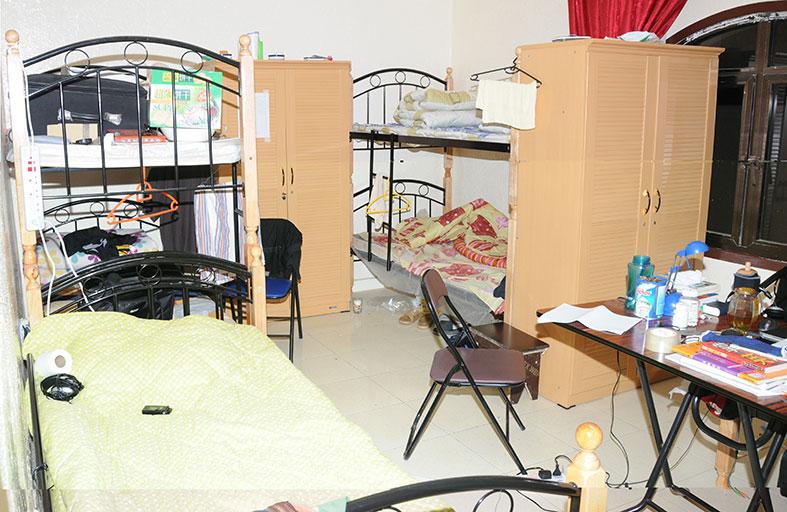 بلدية مدينة ابوظبي تدعو إلى التقيد بمعايير الصحة والسلامة العامة لشاغلي الوحدات السكنية وتصحيح أوضاع المخالفين لشروط السكن