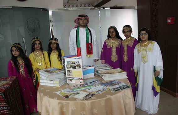 نادي تراث الامارات يختتم مشاركة ناجحة في فعاليات يوم الأسرة العالمي