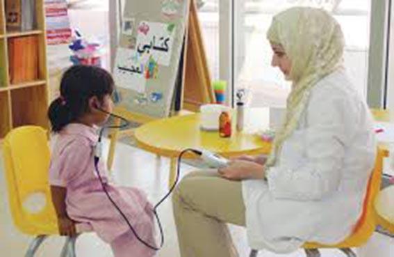 استخدام أحدث الاختبارات العالمية لتشخيص حالات التوحد لكافة الأعمار والمستويات العقلية