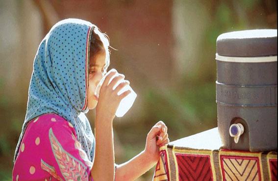 بدء تنفيذ 12 مشروعا لتأمين مياه الشرب النقية بباكستان
