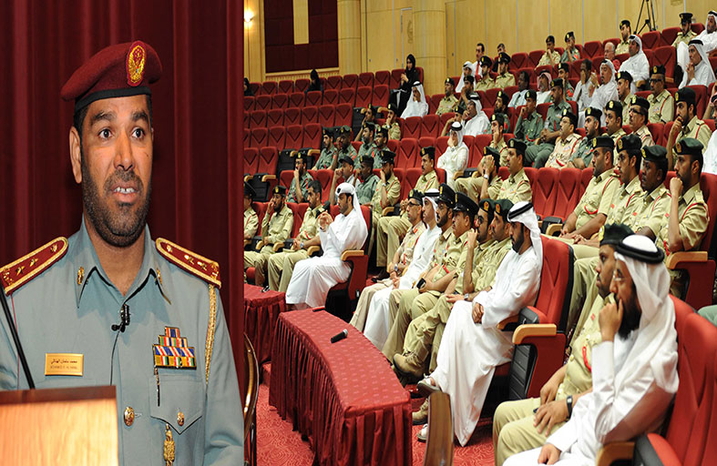 جائزة وزير الداخلية للتميز في ورشة تعريفية بشرطة دبي