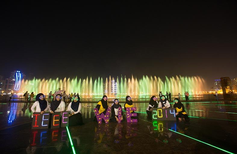 جامعة عجمان تنفرد بالمركز الأول في مسابقة التصوير العالمية لـ (IEEE )