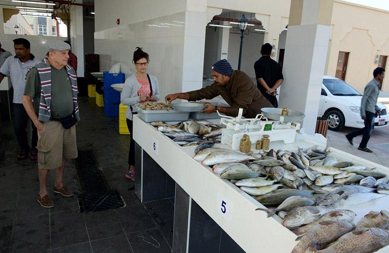 جمارك دبي تنفذ خططا لتطوير موانئ الصيد ومرافقها في جميرا والحمرية