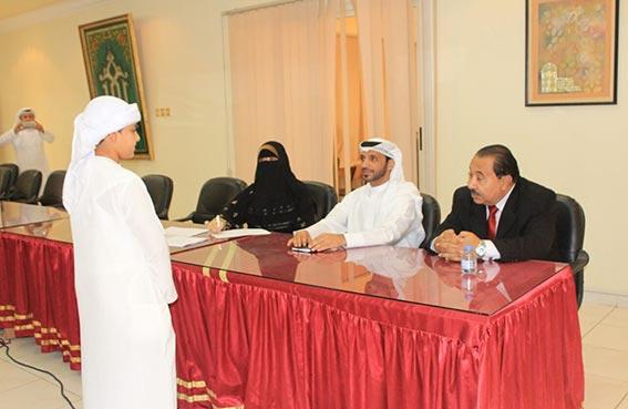 جمعية حماية اللغة العربية تنظم بالشارقة ورشة لصفات الخطيب وأخرى للشخصية القيادية