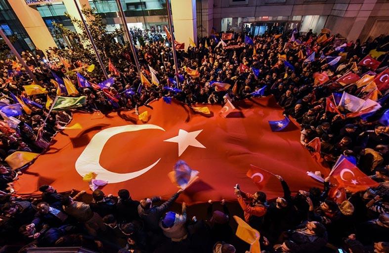 الخوف.. أبرز المنتصرين في التشريعية التركية..!