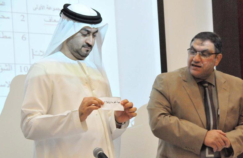 دبي القضائي يستعد لانطلاق البطولة الثالثة لخماسيات كرة القدم