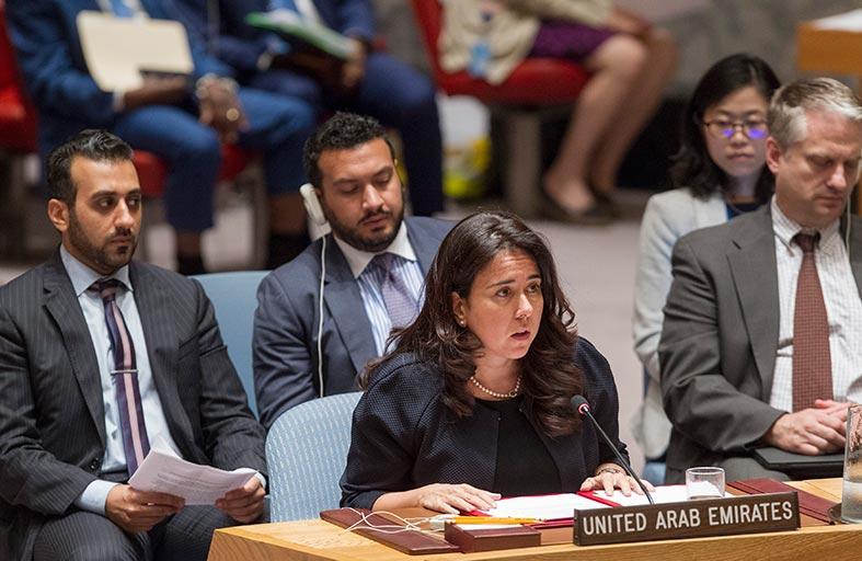 الإمارات تجدد التزامها بحماية الأطفال في مناطق النزاع