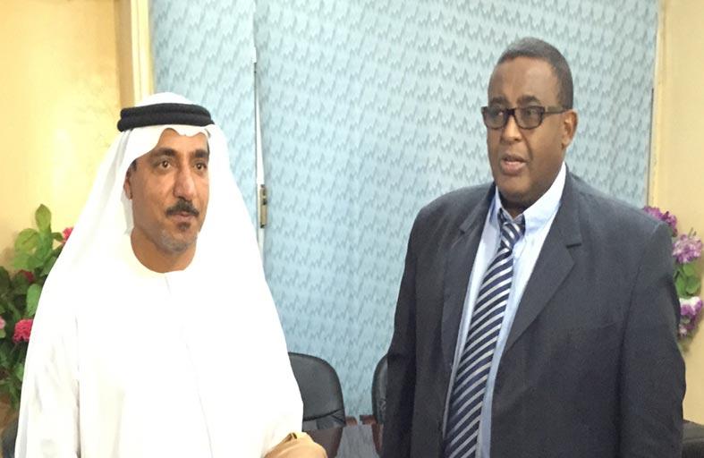 رئيس الوزراء الصومالي وسفير الدولة يبحثان علاقات التعاون بين البلدين