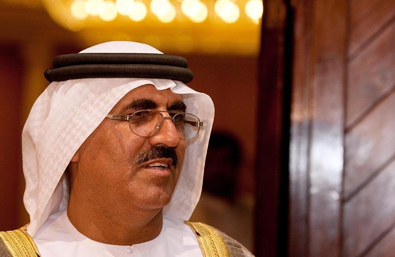 رئيس جمعية الشحوح للتراث الوطني : محمد بن راشد .. ملك الثقافة والأدب