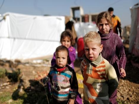 الأمم المتحدة تحذر من مجاعة أطفال في سوريا