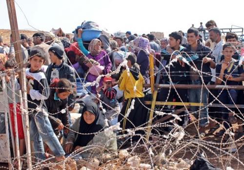 سوريون تعرضوا لإطلاق نار من السواحل الليبية