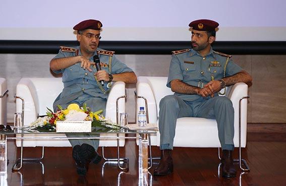 شرطة أبوظبي تنظم الملتقى الثاني للمعرفة
